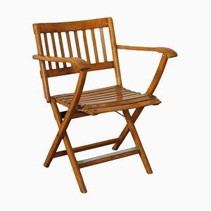 Beech Folding Chair