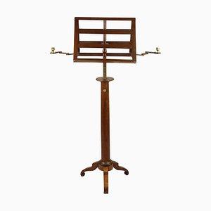 Mahogany Music Stand