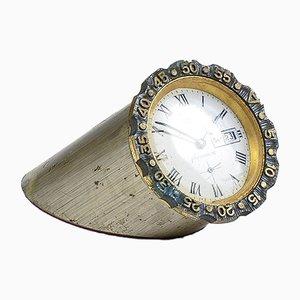 Orologio da tavolo Normex con 17 rubini, anni '80