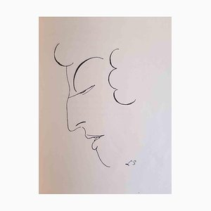 La Femme au Prisme, Libro Illustrato di Léon Spilliaert, 1920