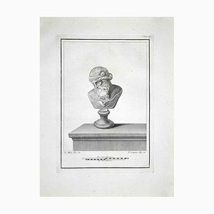 Ferdinando Campana, antico romano, fine XVIII secolo