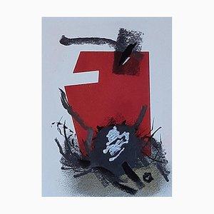 Französische Abstrakte Kunst von Daniel Cayo, Untitled No.19, 2021