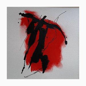Französische Abstrakte Kunst von Daniel Cayo, Untitled No.20, 2020