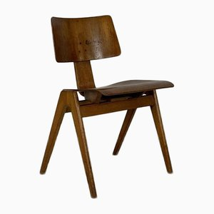 Vintage Hillestak Chair by Robin Day for Hille, 1950s