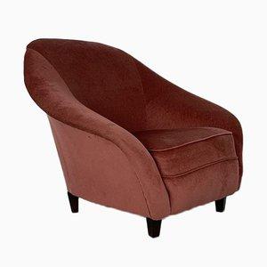Vintage Pink Tub Chair