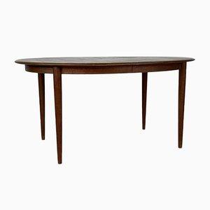 Tavolo da pranzo Mid-Century di Arne Hovmand Olsen