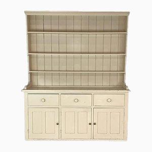 Vintage White Painted Dresser