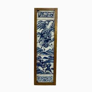 Vetrina antica decorata, Giappone