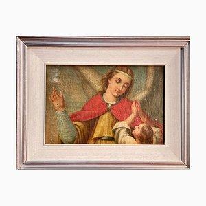 Antikes Gemälde, Öl auf Leinwand, 1600er