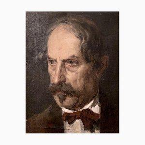 G. Favretto, Gemälde, Öl auf Leinwand