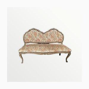 Vintage Sofa mit Original Bezug