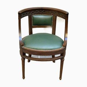 Art Nouveau Pozzetto Chair, Early 1900s