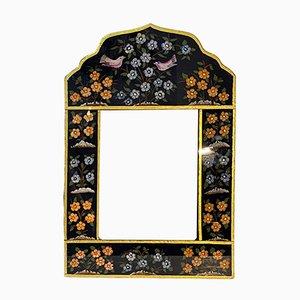 Verzierter Vintage Spiegel, 1970er