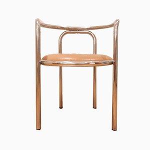 Italian Locus Solus Side Chair by Gae Aulenti for Poltronova, 1960s.
