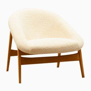 Columbus oder 118 Stuhl von Hartmut Lohmeyer für Artifort, 1950er