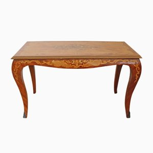 Baroque Style Coffee Table