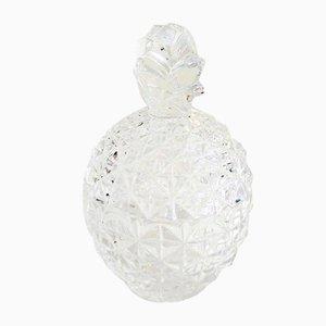 Scatola per caramelle in cristallo di Arc, 1970