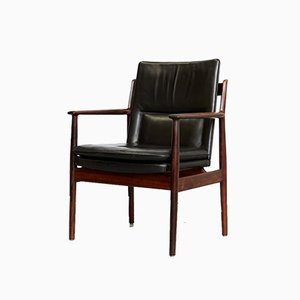 No. 341 Conference Side Chair by Arne Vodder for Sibast, 1960s