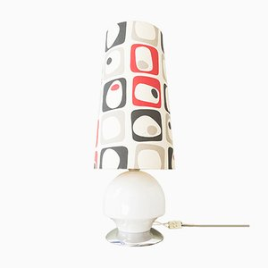 Table or Floor Lamp from Marinha Grande, 1960s