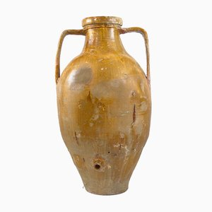Vaso antico in terracotta, inizio XIX secolo