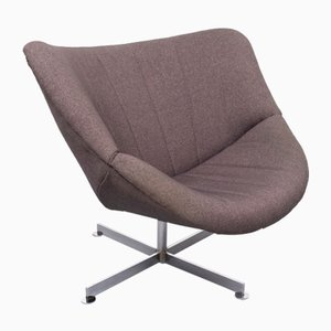 Lip Chair von Rudolf Wolf für Rohe Noordwolde, 1960er