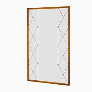 Mid-Century Swedish Mirror