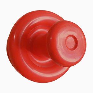 Italian Modernist 'Button' Coat Rack, 1970s