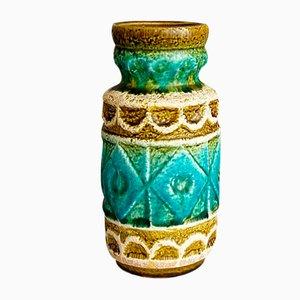 Vintage West German Fat Lava Model 92-20 Vase from BAY Ceramic, 1970s