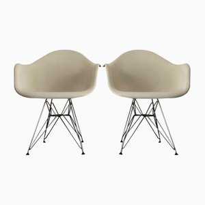 DAR Chairs by Charles and Ray Eames for Vitra, Set of 2