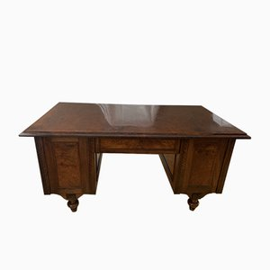 Großer Vintage Schreibtisch, 1930