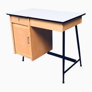 Belgian Industrial Writing Desk by Obumex, 1960s
