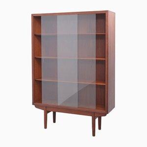 Bookcase Cabinet in Teak by Børge Mogensen