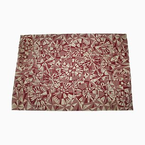 Abstract Geometric Carpet, 1960s