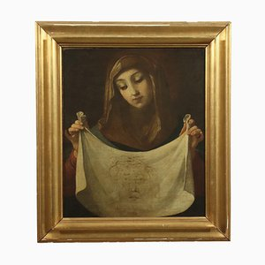 Santa Veronica, Oil on Canvas