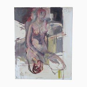 Eugeniusz Wiśniewski, Nude, Oil on Canvas