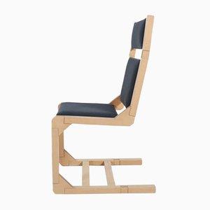Architektonische Stühle, Dänemark, 1990er, 2er Set