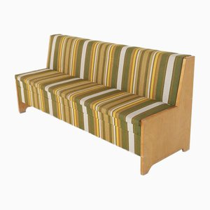 Scandinavian Bench Bed, 1960s