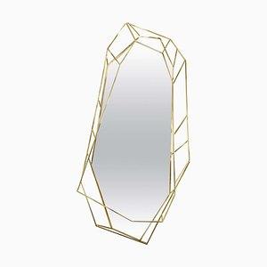 Kristallglas Spiegel
