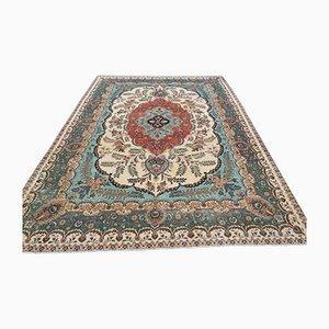 Großer türkischer Vintage Teppich