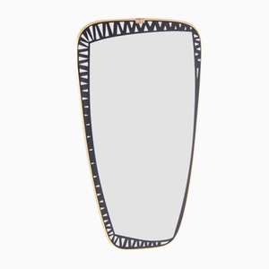 Large Mirror by Tacchini Dorian, 1970s