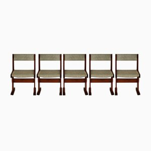 Dining Chairs by Gangso Mobler, Set of 5