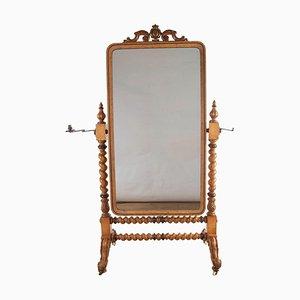 Gentlemen's Cheval Mirror from Gillow & Co