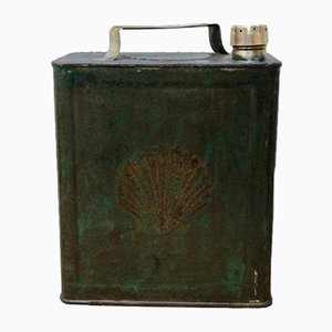 Vintage Petrol Can from Shell