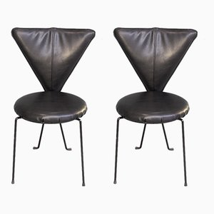 Lubke Side Chairs, Set of 2
