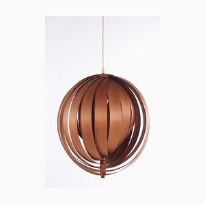 Moon Pendant Lamp by Hans Agne Jacobsen for Markaryd, 1960s