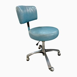 American Swivel Chair from Del-Tube, 1950s