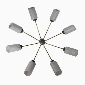 Mid-Century Sputnik Deckenlampe, 1960er
