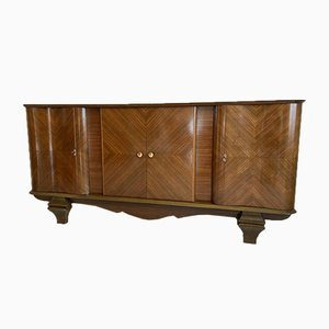 French Art Deco Sideboard, 1950s