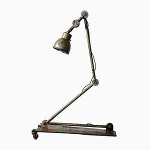 Vintage Werkstatt Lampe von Desvil, 1950er