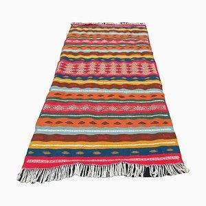 Vintage Bohemian Kilim Rug
